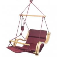Outback Lounger in Burgundy Color