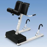 Picture of a White Back Revolution Pro Inversion System.