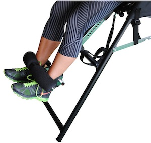 Health Mark Pro Inversion Table Foam Rollers for ankles