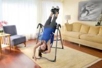 EP560 inversion table in use