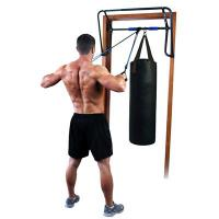 Ezup System Man Pulling Bag Exercise