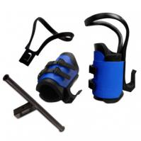 Gravity Boots and Adapter to use on Teeter Hang Ups Inversion Tables.