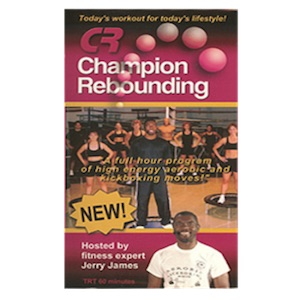 Needak DVD, Champion Rebounding by Jerry James