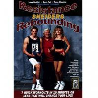 Pic of DVD named Resistance Rebounding.