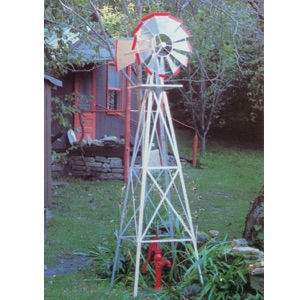Country Charmer 8 foot Windmill